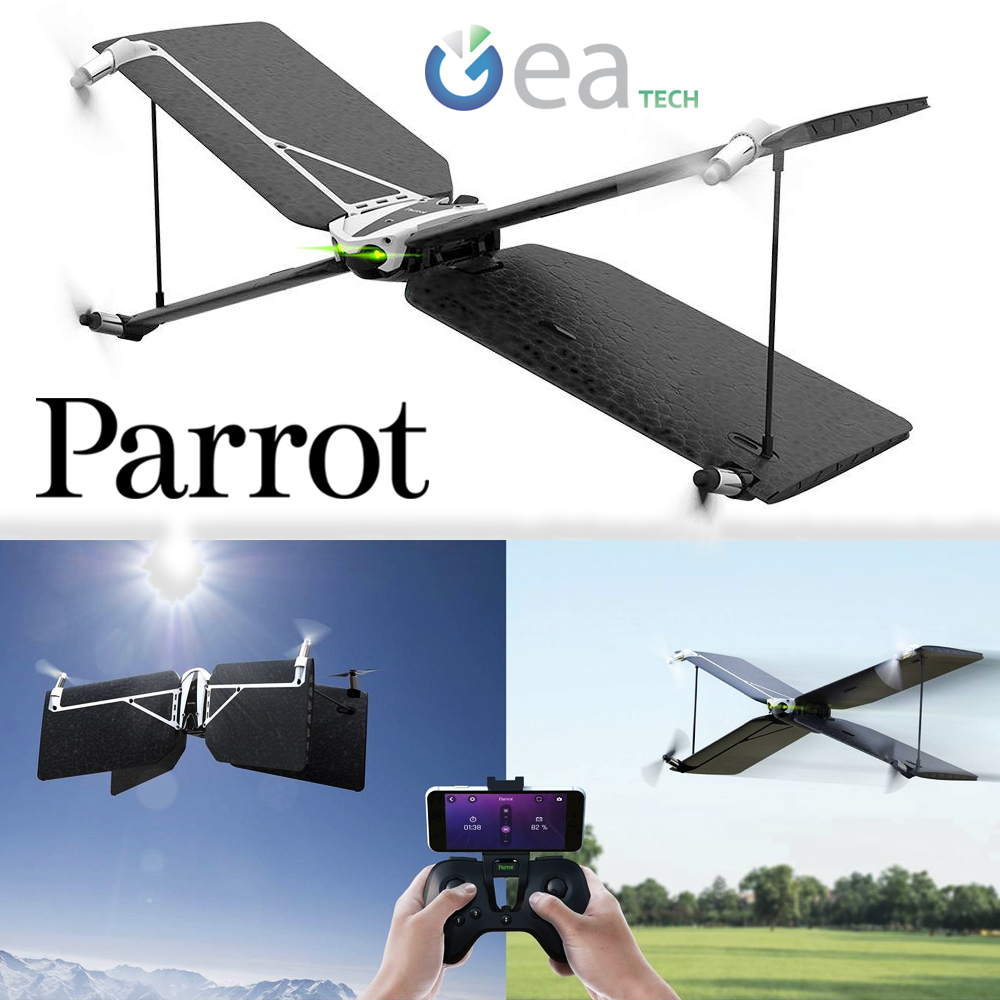 parrot swing quadcopter mini drone with flypad controller. Black Bedroom Furniture Sets. Home Design Ideas