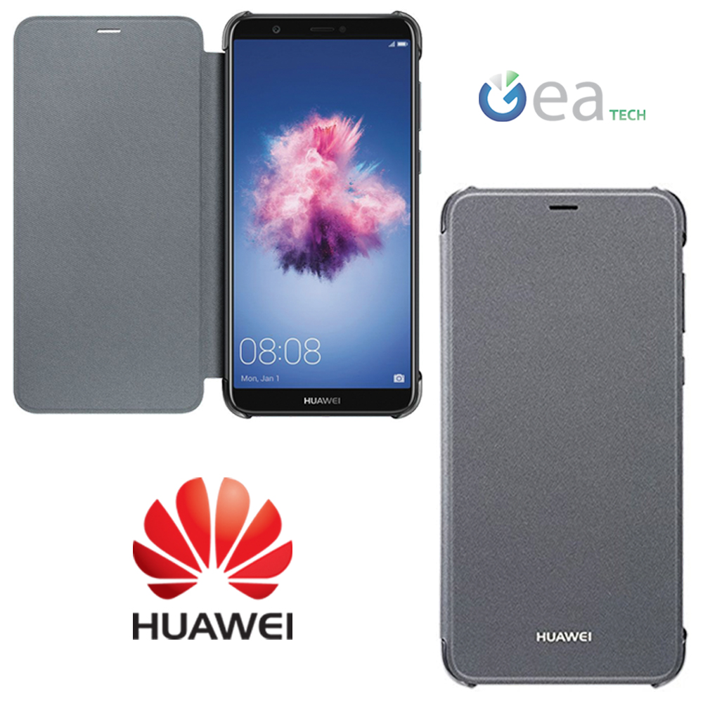 custodia flip huawei p smart