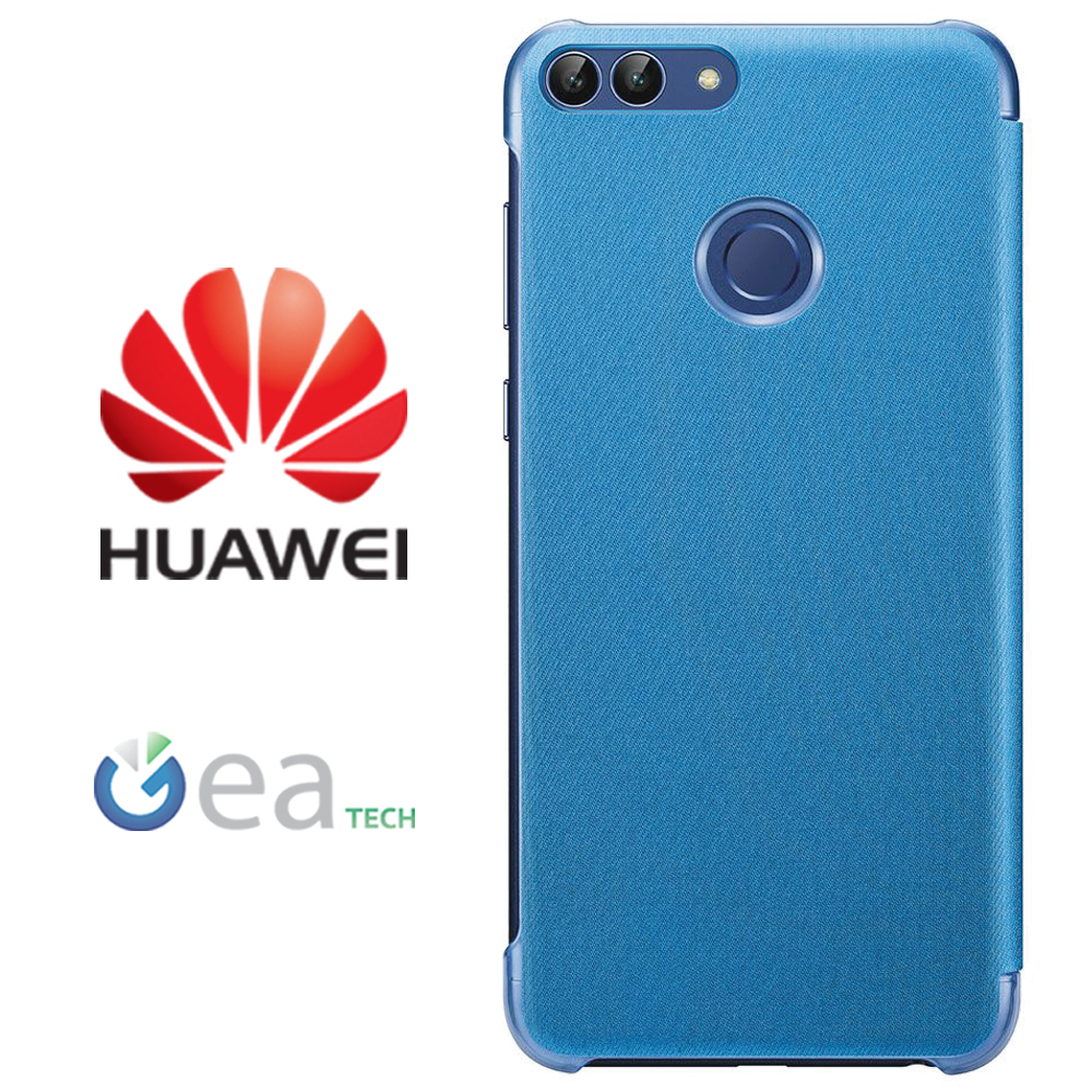 huawei p smart custodia flip