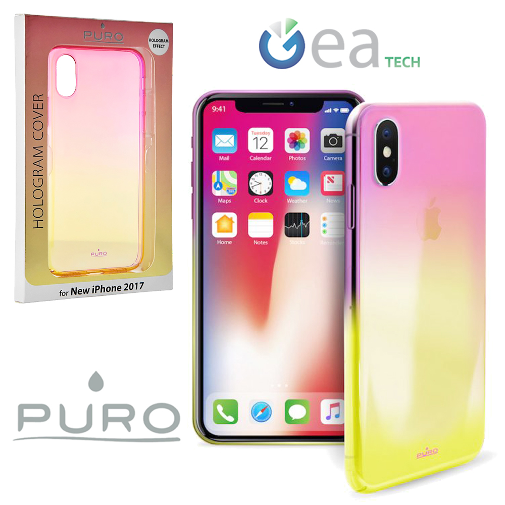 coque puro iphone x