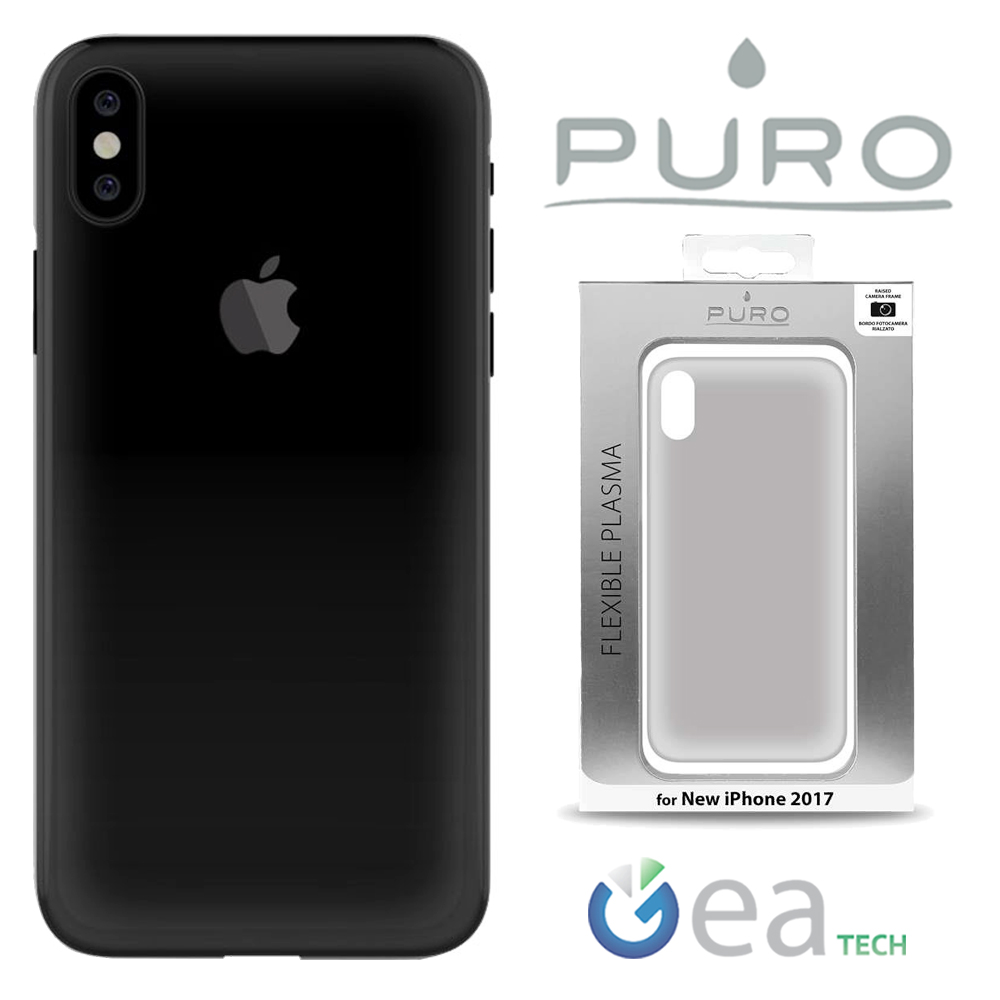 custodia iphone x puro