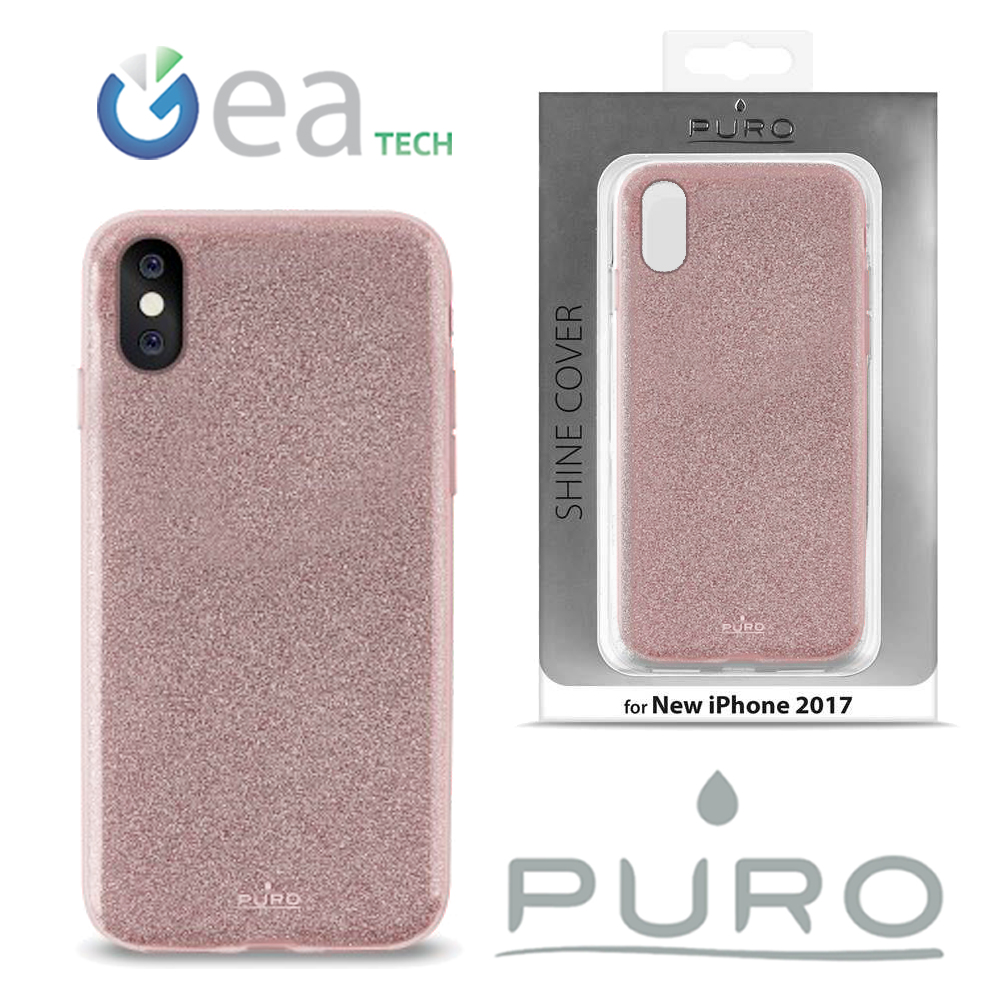 custodia ultra slim puro iphone x
