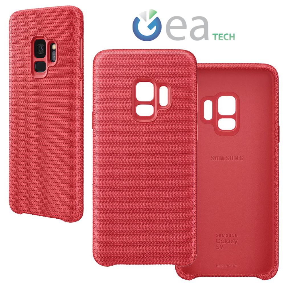 Caso-Original-samsung-HYPERKNIT-Cubierta-Para-Galaxy-S9-SM-G960F-Parcela-Tejido